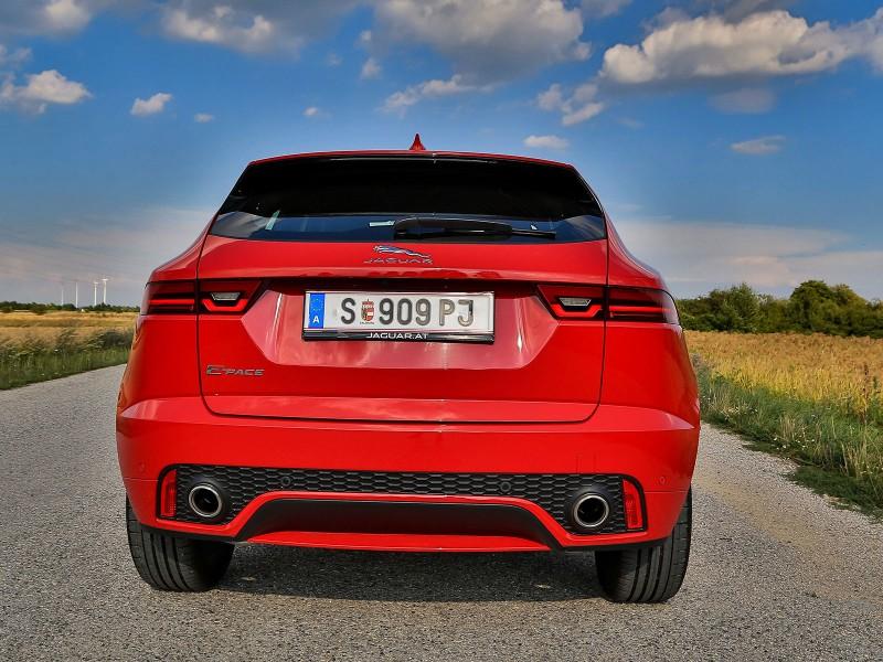 Der Neue Jaguar E Pace Im Test Bild 7 Von 32 Vet Magazin Com