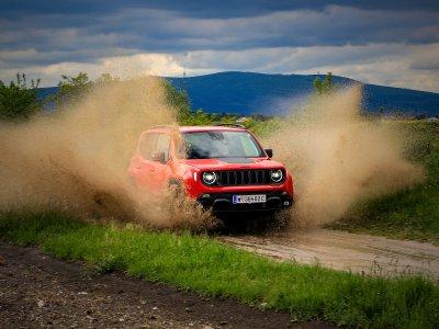 Jeep Renegade Trailhawk; Bildquelle: auto-motor.at/Stefan Gruber