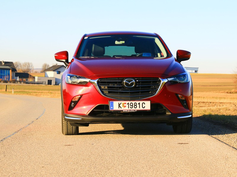 Mazda Cx 3 Mit 150 Ps Im Test Bild 17 Von 32 Vet Magazin Com