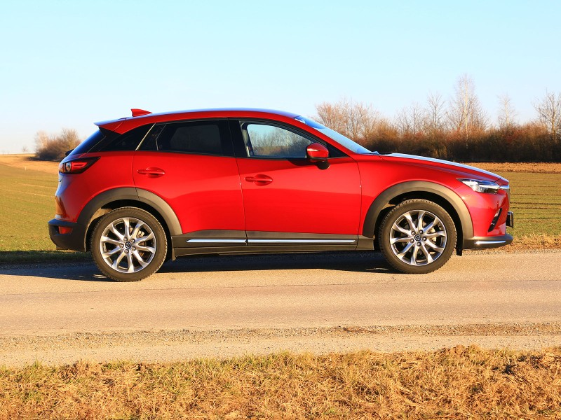 Mazda Cx 3 Mit 150 Ps Im Test Bild 29 Von 32 Vet Magazin Com
