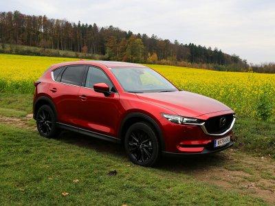 Neuer Mazda CX-5 im Test; Bildquelle: auto-motor.at/Stefan Gruber