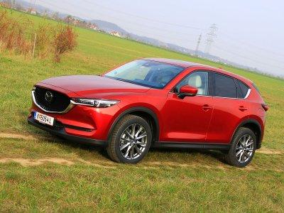 Mazda CX-5; Bildquelle: auto-motor.at/Rainer Lustig