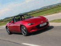 Mazda MX-5; Bildquelle: auto-motor.at/Rainer Lustig