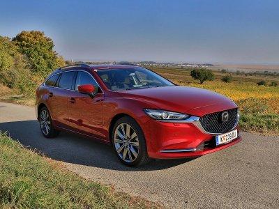 Mazda6 Sport Combi; Bildquelle: auto-motor.at/Stefan Gruber