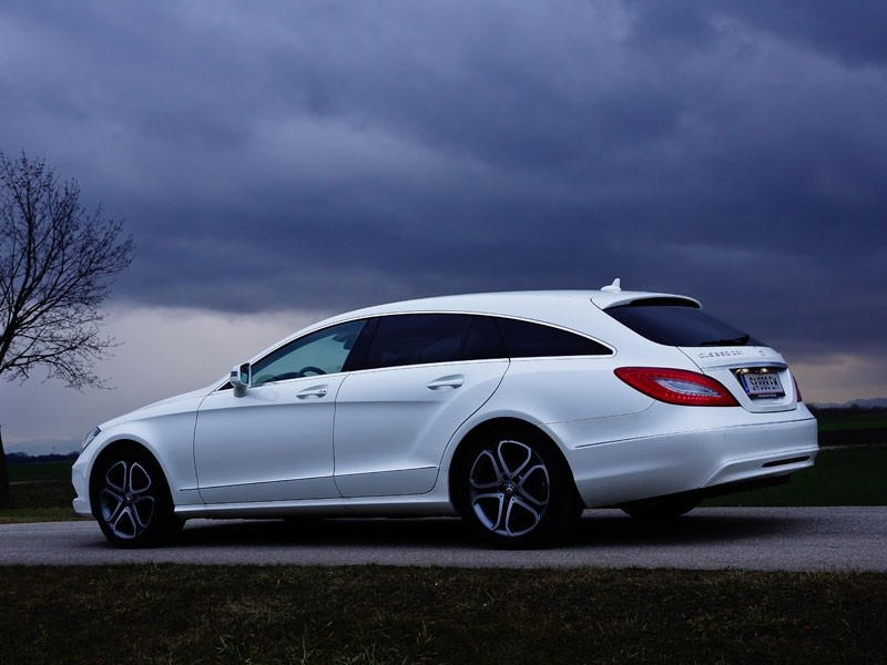 mercedes cls 350 cdi 4matic shooting brake. Black Bedroom Furniture Sets. Home Design Ideas