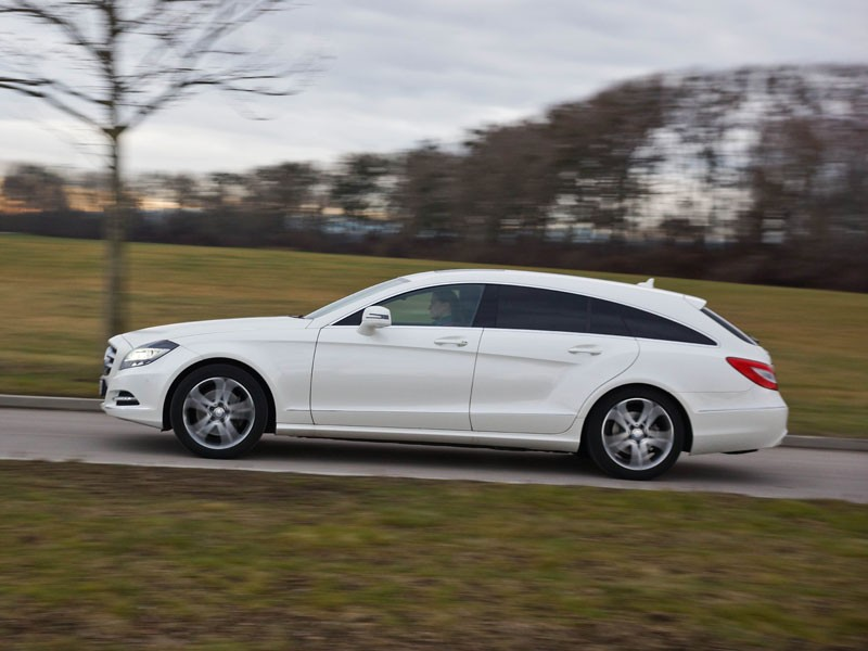 mercedes cls 350 cdi 4matic shooting brake testbericht bild 5 von 48 vet. Black Bedroom Furniture Sets. Home Design Ideas