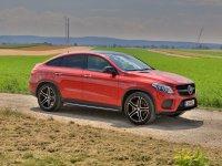 Mercedes GLE 450 AMG; Bildquelle: auto-motor.at/Stefan Gruber