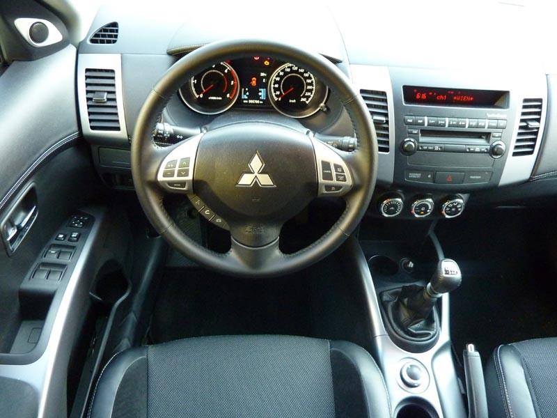 Mitsubishi Outlander 2,2 DI-D 177 PS Intense+ - Testbericht