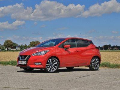 Der neue Nissan Micra; Bildquelle: auto-motor.at/Stefan Gruber