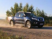 Nissan NP300 Navara; Bildquelle: auto-motor.at/Stefan Gruber