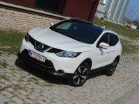 Nissan Qashqai; Bildquelle: auto-motor.at/Rainer Lustig