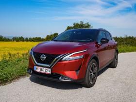 Nissan Qashqai Tekna+ 1,3 DIG-T Mild-Hybrid � Testbericht; Bildquelle: auto-motor.at/Stefan Gruber