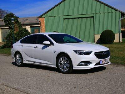 Opel Insignia Dynamic Grand Sport; Bildquelle: auto-motor.at/Rainer Lustig