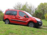 Peugeot Partner Tepee Outdoor; Bildquelle: Dr. Marianne Skarics-Gruber