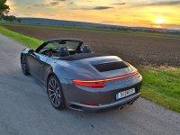Porsche 911 Carrera 4S Cabrio; Bildquelle: auto-motor.at/Stefan Gruber