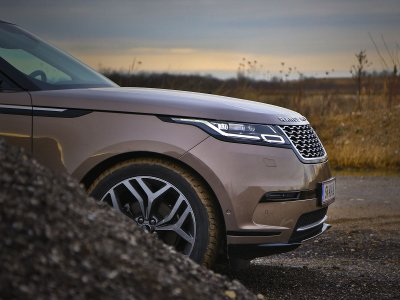 Range Rover Velar; Bildquelle: auto-motor.at/Stefan Gruber
