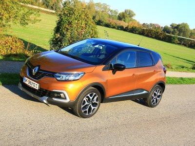 Renault Captur; Bildquelle: auto-motor.at/Rainer Lustig