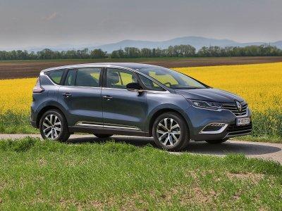 Renault Espace; Bildquelle: auto-motor.at/Stefan Gruber
