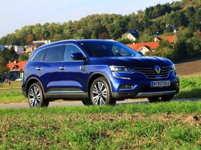 Renault Koleos; Bildquelle: auto-motor.at/Rainer Lustig