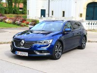 Renault Talisman Grandtour; Bildquelle: auto-motor.at/Stefan Gruber