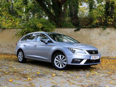 Seat Leon Erdgas-Hybrid im Test; Bildquelle: auto-motor.at/Stefan Gruber