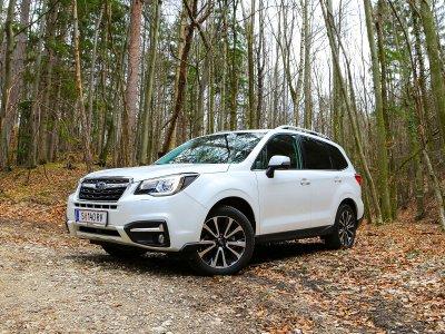 Subaru Forester; Bildquelle: auto-motor.at/Stefan Gruber