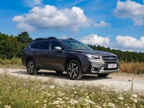 Subaru Outback Premium 2,5i CVT � Testbericht; Bildquelle: auto-motor.at/Stefan Gruber