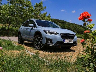 Subaru XV im Test; Bildquelle: auto-motor.at/Stefan Gruber