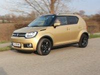 Suzuki Ignis; Bildquelle: auto-motor.at/Rainer Lustig
