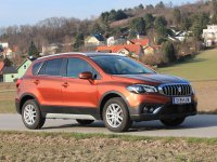 Suzuki SX4 S-CROSS; Bildquelle: auto-motor.at/Rainer Lustig