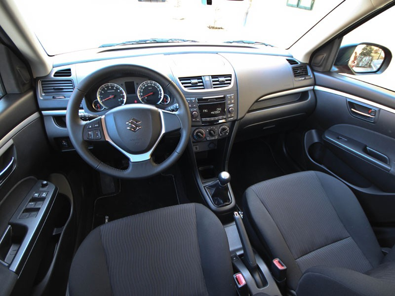 Suzuki Swift 4x4 Testbericht Bild 10 Von 41