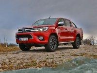 Toyota Hilux; Bildquelle: auto-motor.at/Stefan Gruber