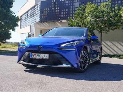 Toyota Mirai Advanced � Testbericht; Bildquelle: auto-motor.at/Stefan Gruber
