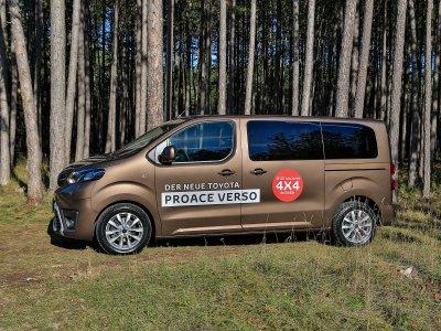 Toyota Proace Verso; Bildquelle: auto-motor.at/Stefan Gruber
