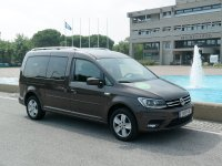 VW Caddy Maxi; Bildquelle: auto-motor.at/Corina Konrad-Lustig