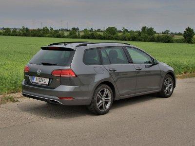 VW Golf Variant; Bildquelle: auto-motor.at/Stefan Gruber