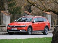 VW Passat Alltrack; Bildquelle: auto-motor.at / Dr. Marianne Skarics-Gruber