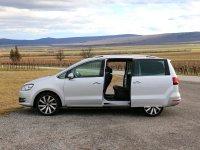 VW Sharan; Bildquelle: auto-motor.at/Stefan Gruber