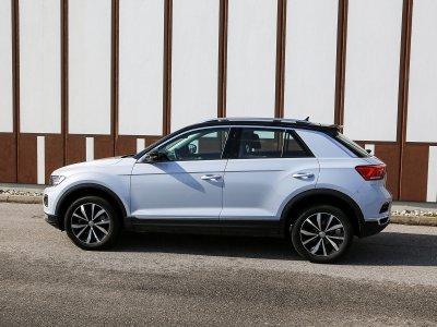 VW T-Roc; Bildquelle: auto-motor.at/Stefan Gruber