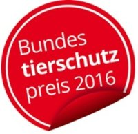Bundestierschutzpreis 2016