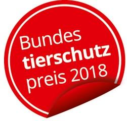 Bundestierschutzpreis 2018