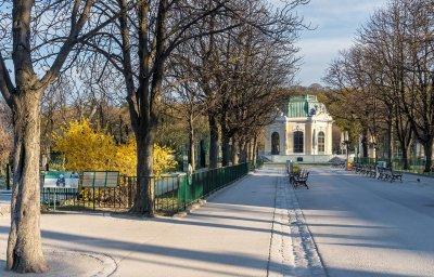 leerer Tiergarten; Bildquelle: Daniel Zupanc