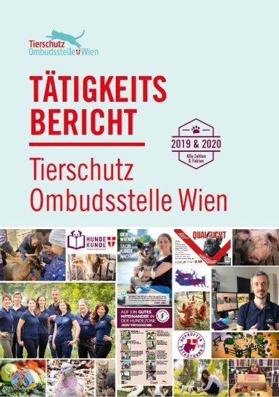 Tierschutzombudsstelle Wien (TOW) Tätigkeitsbericht 2020