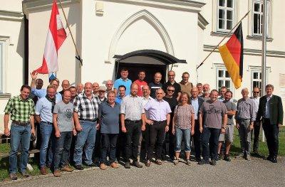 Bayern meets Raumberg-Gumpenstein; Bildquelle: HBLFA Raumberg-Gumpenstein