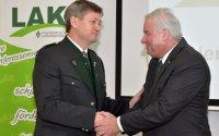Eduard Zentner neuer Präsident der steirischen Landarbeiterkammer