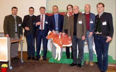 Referenten der 45. Viehwirtschaftlichen Fachtagung 2018; Bildquelle: HBLFA Raumberg-Gumpenstein