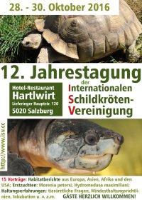 12. Jahrestagung der Internationalen Schildkröten-Vereinigung