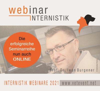 Internistik Webinare mit Iwan Burgener