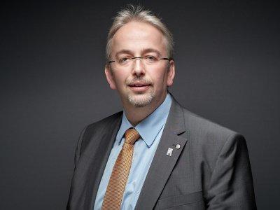 Mag. Franz Moser, neuer Kammeramtsdirektor der Österreichischen Tierärztekammer; Bildquelle: ÖTK/Markus Wache