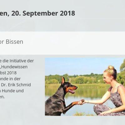 Screenshot Website Österreichische Tierärztekammer
